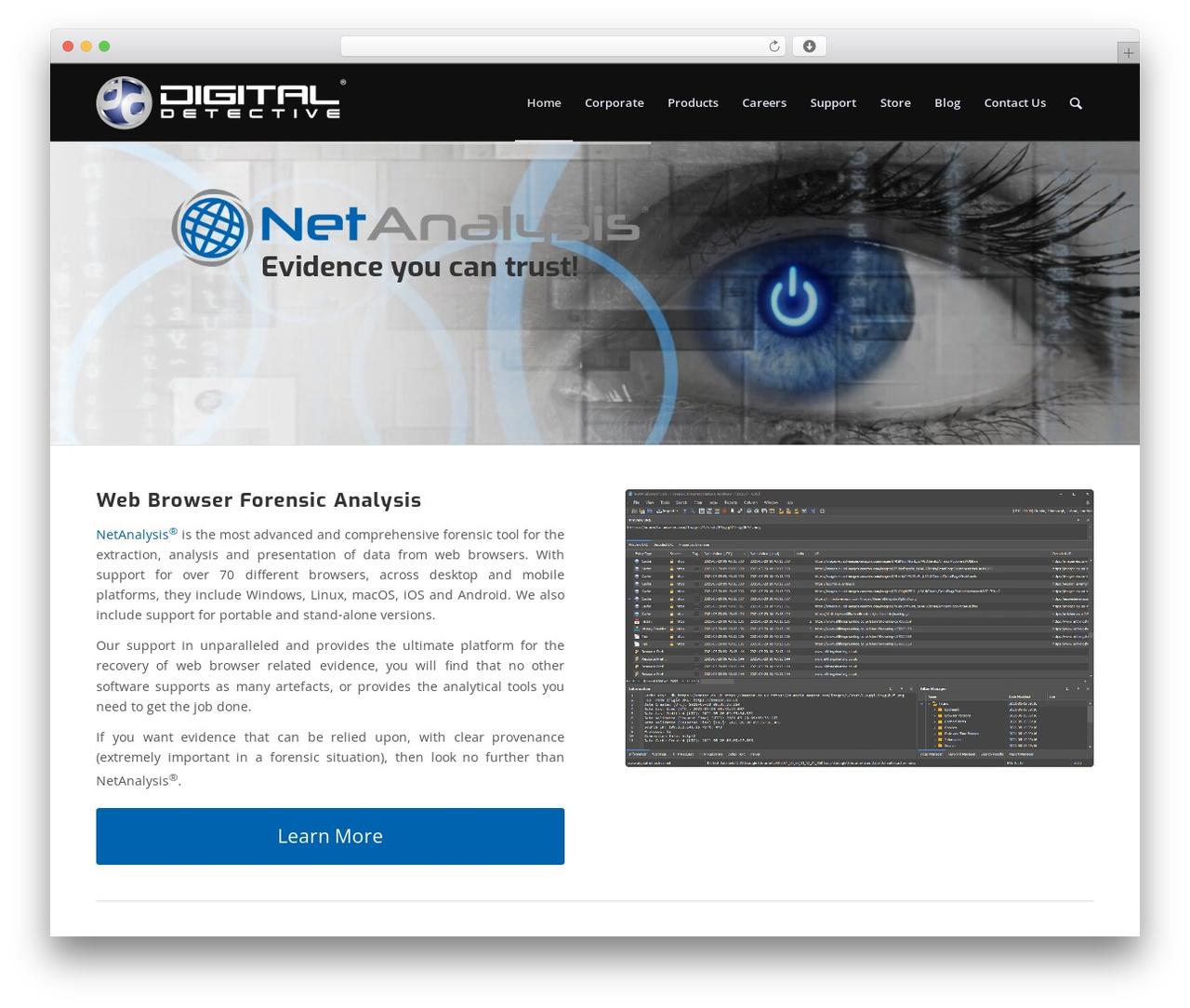 Enfold premium WordPress theme - digital-detective.net