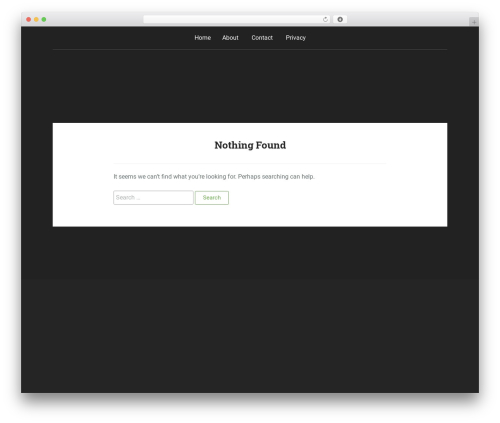 Padhang real estate template WordPress - daltontowncountryre.com