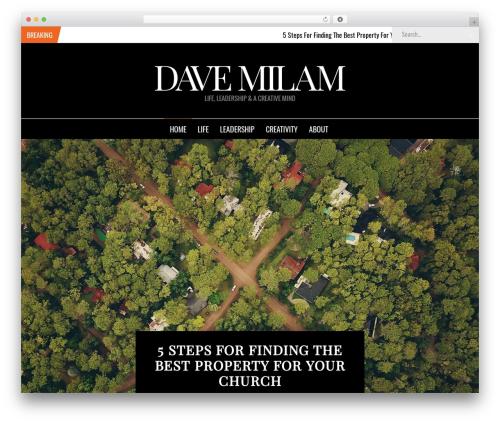 Free WordPress WP-PostViews plugin - davemilam.com