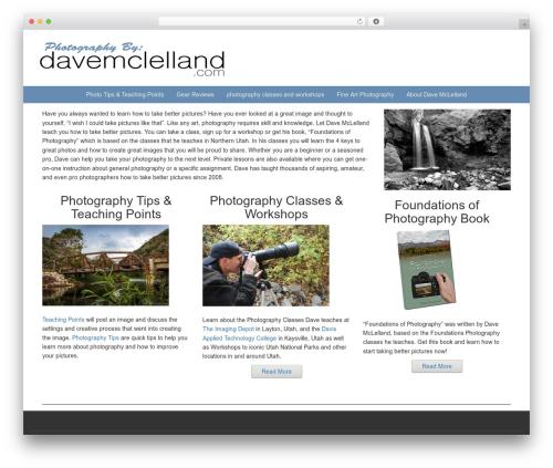 Free WordPress SlickQuiz plugin - davemclelland.com