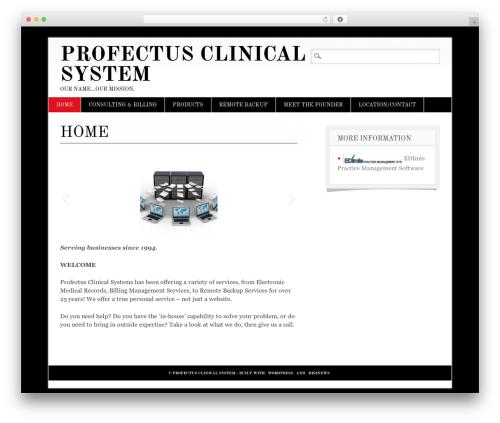 Free WordPress WordPress Picture / Portfolio / Media Gallery plugin - profectusclinical.com