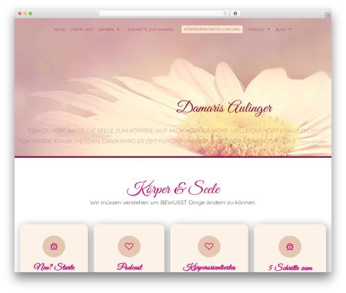 Sydney template WordPress free - damaris-aulinger.de