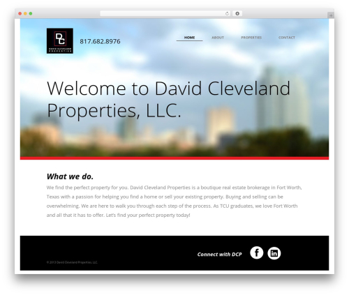 Free WordPress WP Simple Galleries plugin - davidclevelandproperties.com