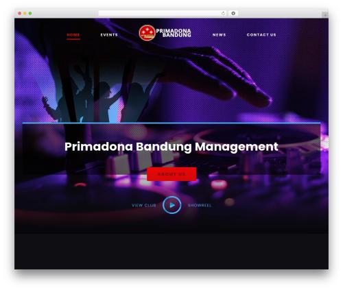 Theme WordPress Avada - primadonabandung.com
