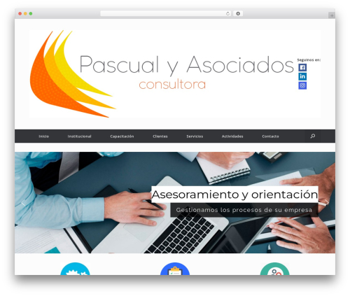 Free WordPress WP Featured Content and Slider plugin - pascualyasociados.com