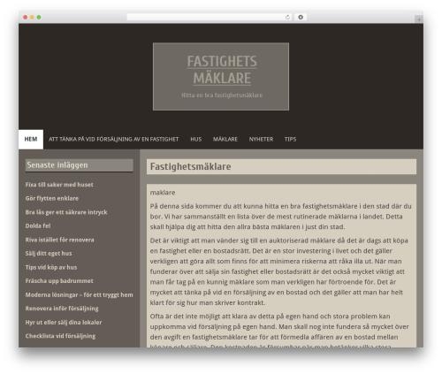 Blog Fever WordPress theme download - fastighetsmaklare.me