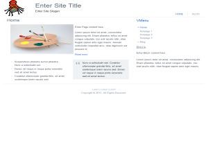 cleanlines WordPress theme