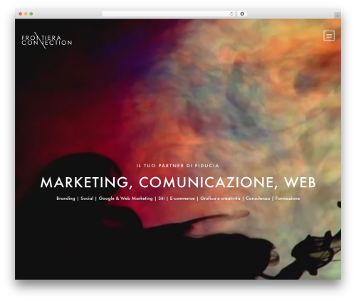 Mo WordPress video template - frontieraconnection.com