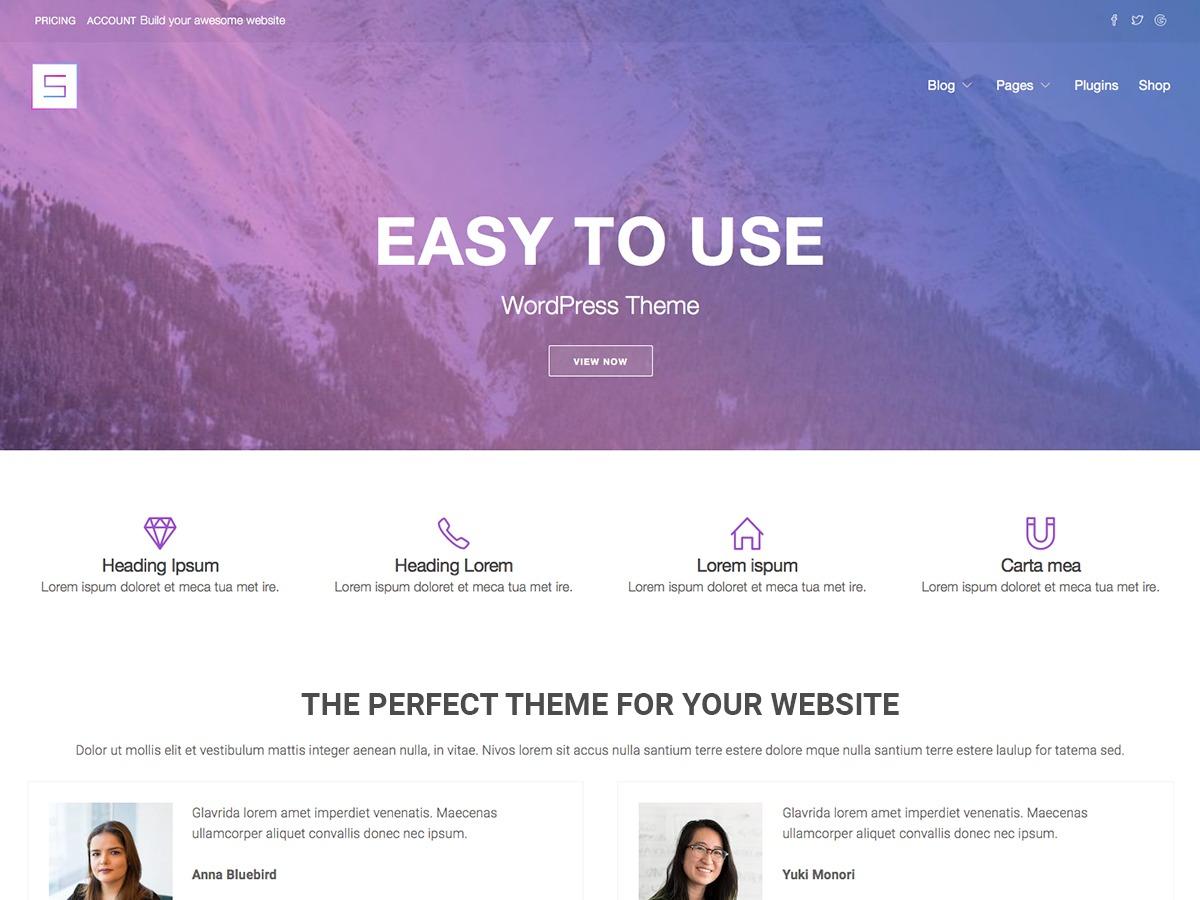 Starter WP best WooCommerce theme