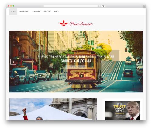 Sanremo WordPress theme free download - placerdemocrats.com
