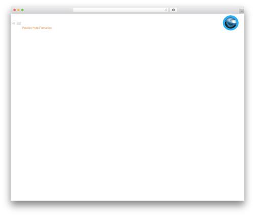 WordPress layersliderwp plugin - passion-moto-formation.com