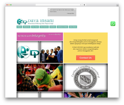 Free WordPress WordPress Picture / Portfolio / Media Gallery plugin - dayainsani.com
