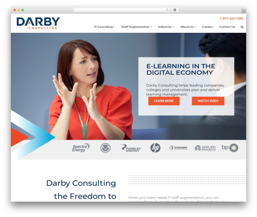 Free WordPress WP Mega Menu plugin - darbyconsulting.com