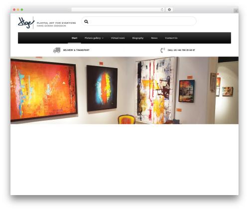 WoonderShop PT template WordPress - hge.se