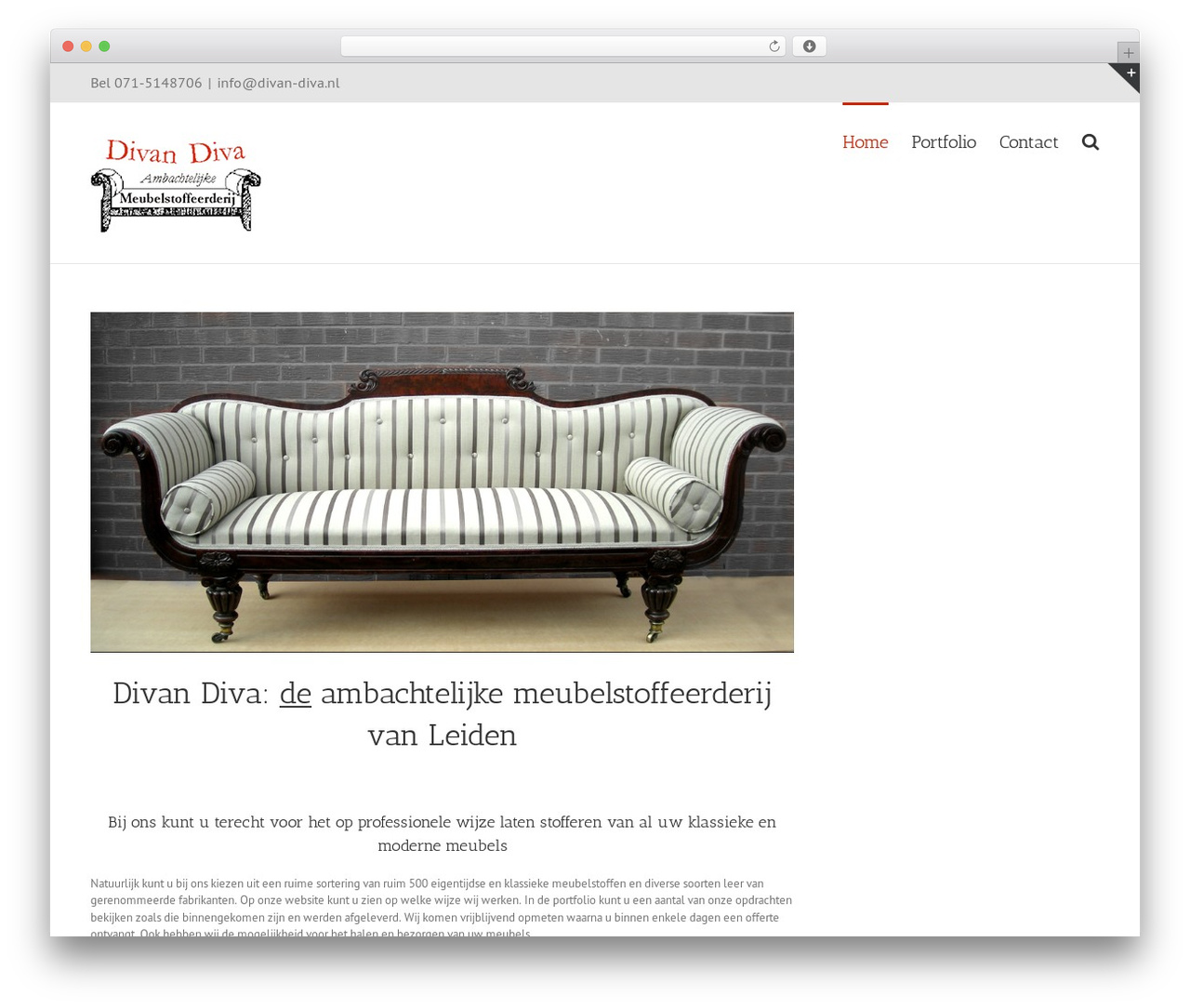 Stofferen Design Meubels.Avada Best Wordpress Template By Themefusion Divan Diva Nl