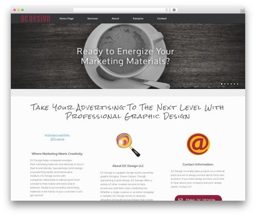 Free WordPress WPi Designer Button plugin - dcdesigngraphics.com
