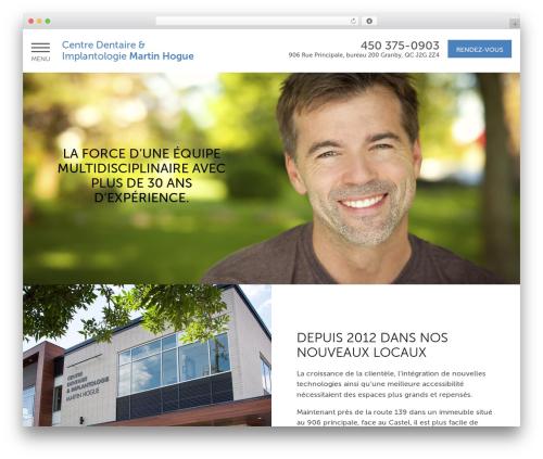 WordPress wp-plogg-sitemap plugin - dentistegranbyhogue.com