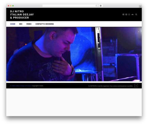 Musical by MyThemeShop WordPress store theme - djnitro.it