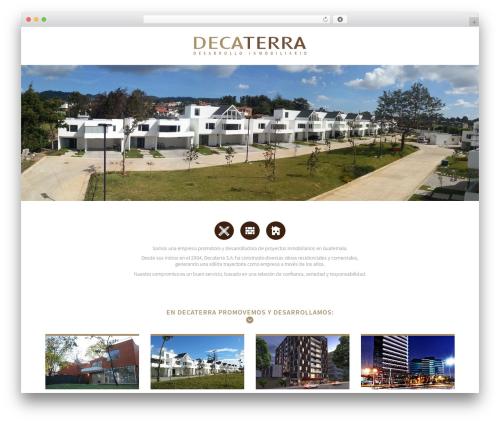 Free WordPress MetaSlider plugin - decaterra.net