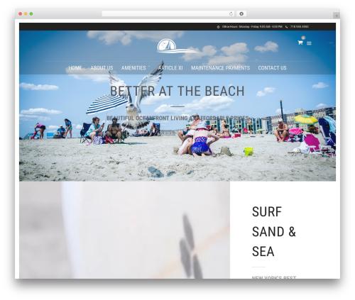 Free WordPress Bellows Accordion Menu plugin - daytonbeachpark.com