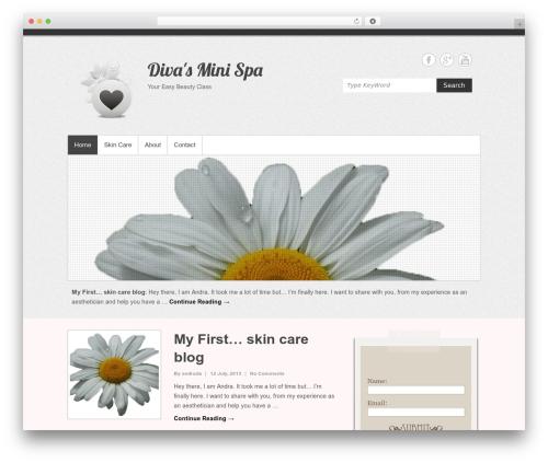 Free WordPress Add Twitter, Facebook Like, Google plus one Social share plugin - divaminispa.com