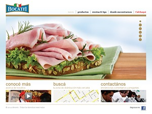 Bocatti WordPress theme
