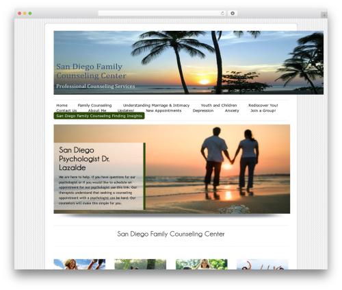 Free WordPress Google Analyticator plugin - findinginsights.com