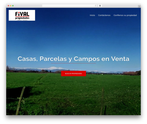 Sydney WordPress template free download - fival.cl