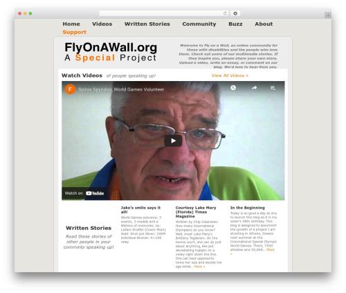 Theme WordPress l2aelba-1 - flyonawall.org