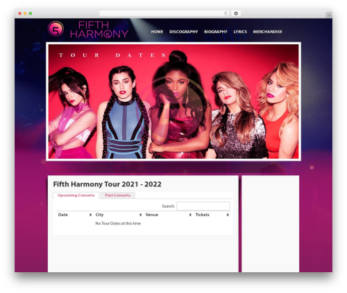 Free WordPress Tabs Shortcode plugin - fifthharmonytourhq.com