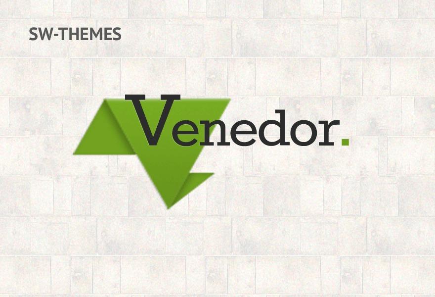 Venedor (shared on wplocker.com) WordPress store theme