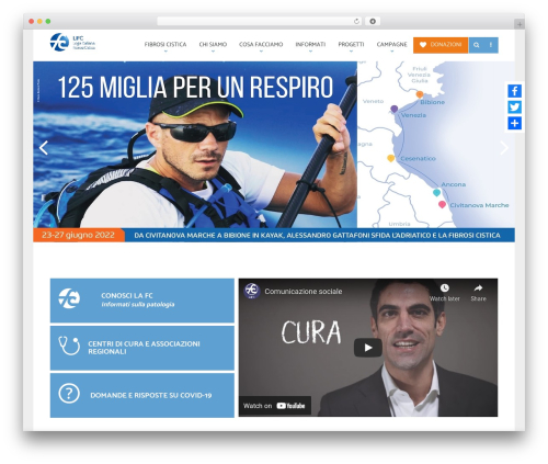 Free WordPress Pagination by BestWebSoft plugin - fibrosicistica.it
