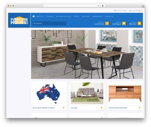 WordPress ajaxy-search-form plugin - furniturehouse.com.au
