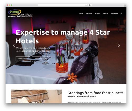 WP template Cardinal - foodfeastpune.com