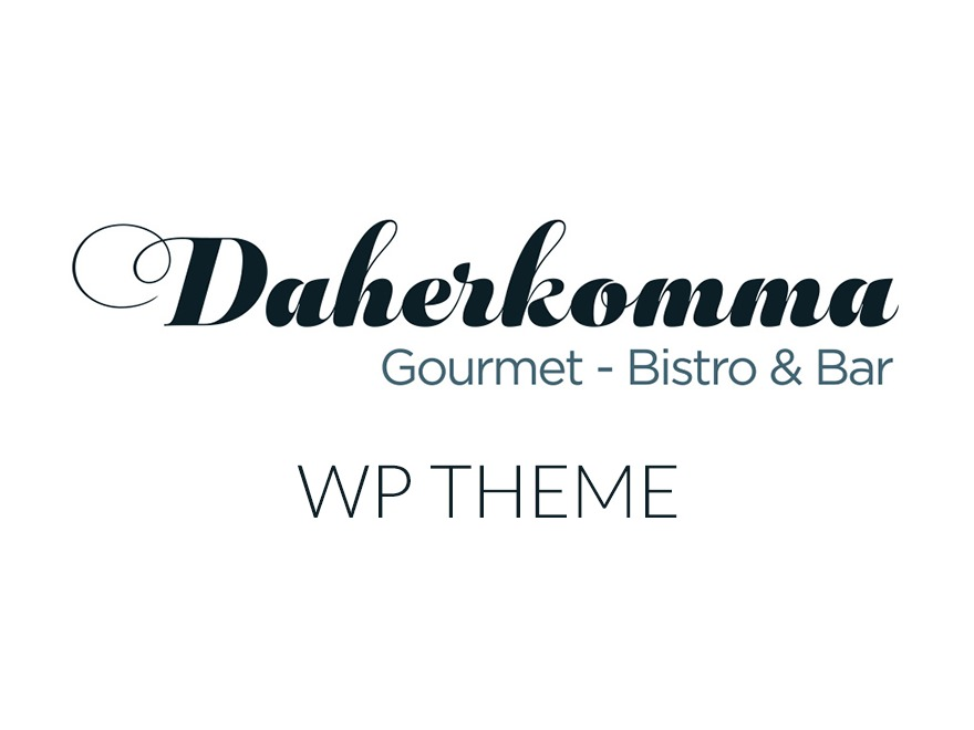Daherkomma (Osmosis Child) WordPress theme