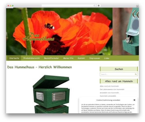 Accesspress Lite WordPress theme free download - das-hummelhaus.de