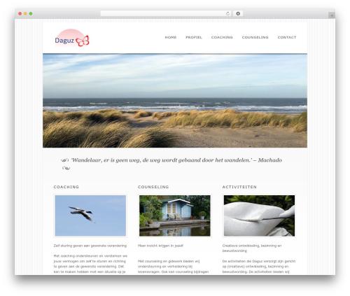Dandelion WP template - daguz.nl