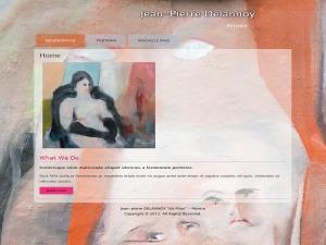 delannoy2 WordPress page template