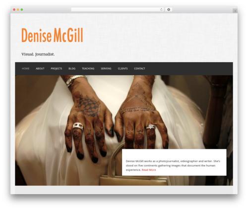 Motif WP template - denisemcgill.com