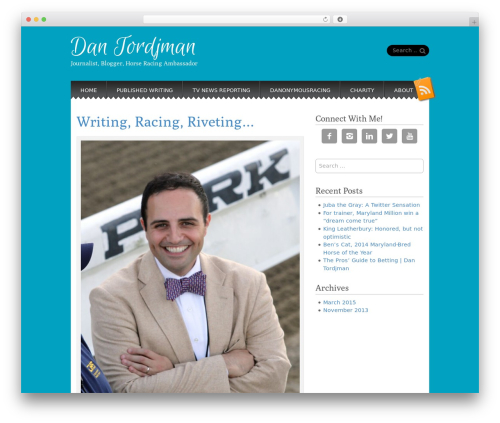 Snowblind WordPress free download - dantordjman.com