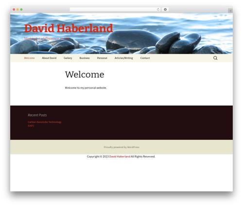 WordPress botdetect-wp-captcha plugin - davidhaberland.com