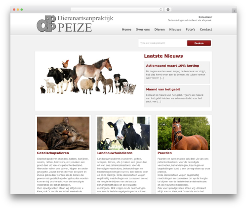 Free WordPress WP Simple Galleries plugin - dierenartsenpeize.nl