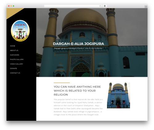 Free WordPress Simple Hijri Calendar plugin - dargahjogipura.com