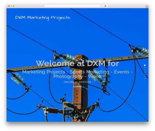 WP template Ascend - Premium - dxm.nl