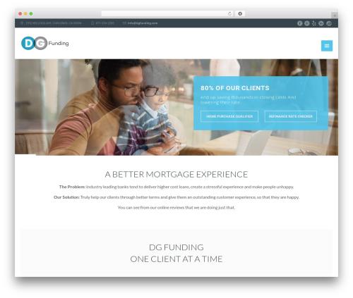 Free WordPress WordPress Calls to Action plugin - dgfunding.com