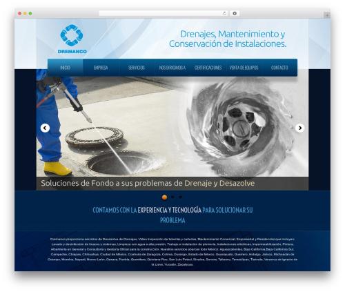 theme1866 WordPress template - dremanco.com.mx
