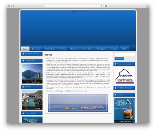 Free WordPress WP-PostRatings plugin - dubrovnik-excursions.com