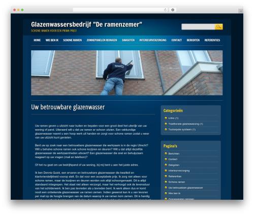 Online Marketer best WordPress theme - deramenzemer.nl