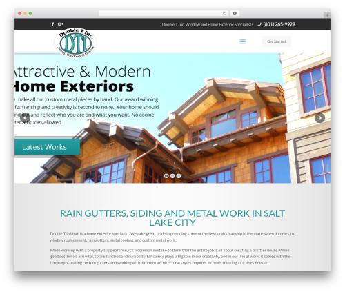 Betheme WordPress template - dtiutah.com