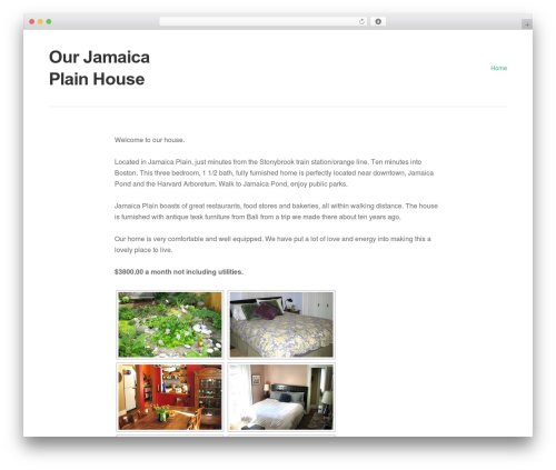 Theme WordPress Puro - derekburrrows.org